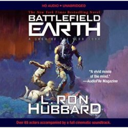 Battlefield Earth cover