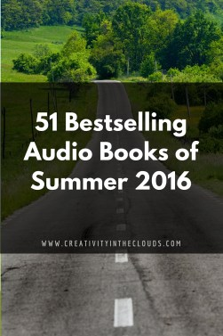 bestselling audio books summer 2016 pinterest