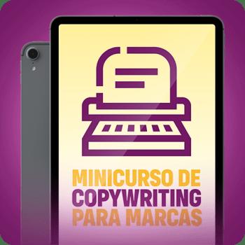 mini curso de copywriting