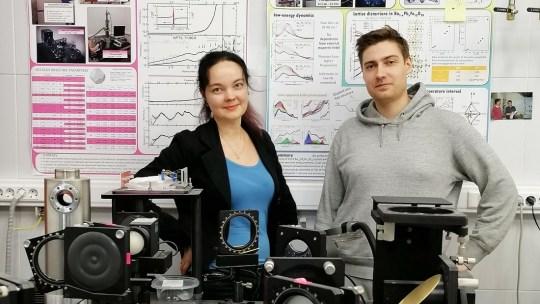 Ученые получили магнитный нанопорошок для 6G-технологий