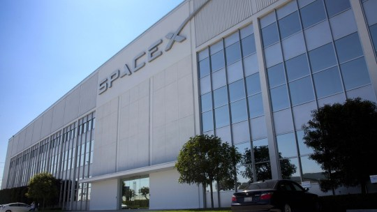 SpaceX и ее космический интернет