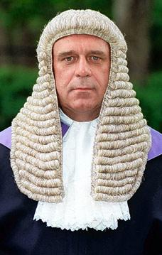judge-faggot