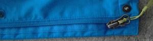 jacket zipper placket