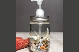 Clever And Easy Seashell Display Ideas