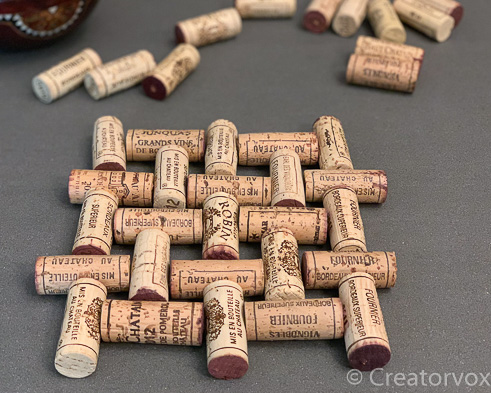 wine cork trivet project mock up final