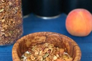 Delicious Homemade Granola Recipe