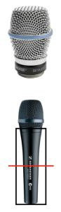 cómo usar un micrófono