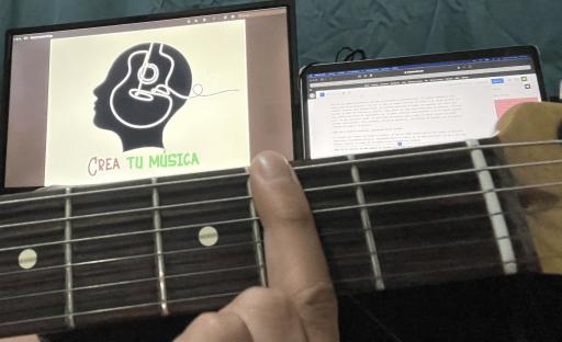 cómo hacer cejilla en guitarra