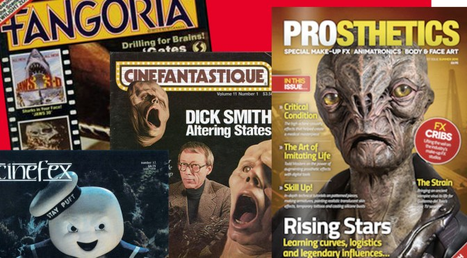 CreatureGeek: Episode 20: Missing The Mags