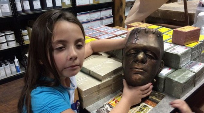 Bela Meriwether, The Future of SFX Makeup – Episode 62 – 3/17/17