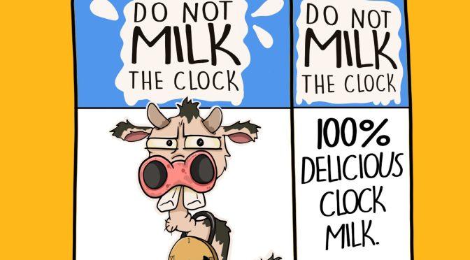 Don't Milk It! – Episode 91 – 10/9/18