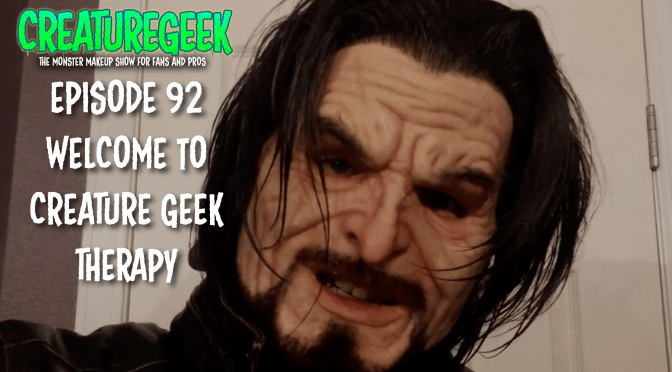 Welcome To Creature Geek Therapy