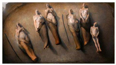 nerdrum five singing women