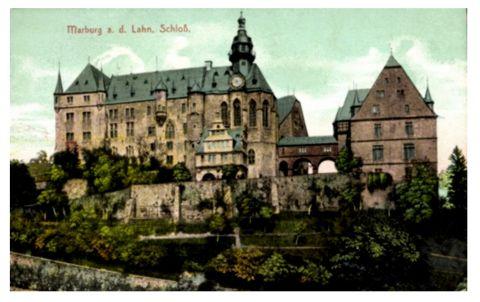 marburg 1909 x b
