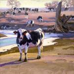 plein air painting lessons Ronnie Williford