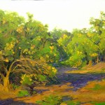 painting class with Ronnie Williford