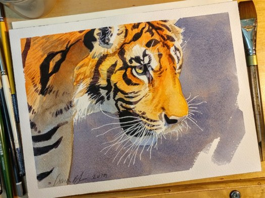 How to Paint Watercolor Aaron Blaise