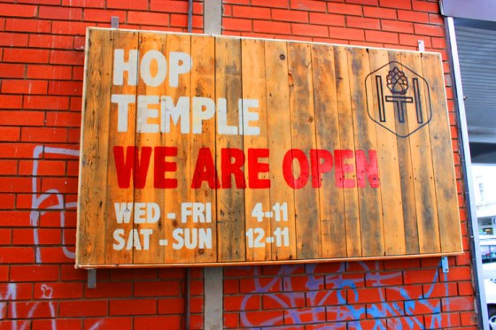 the hop temple
