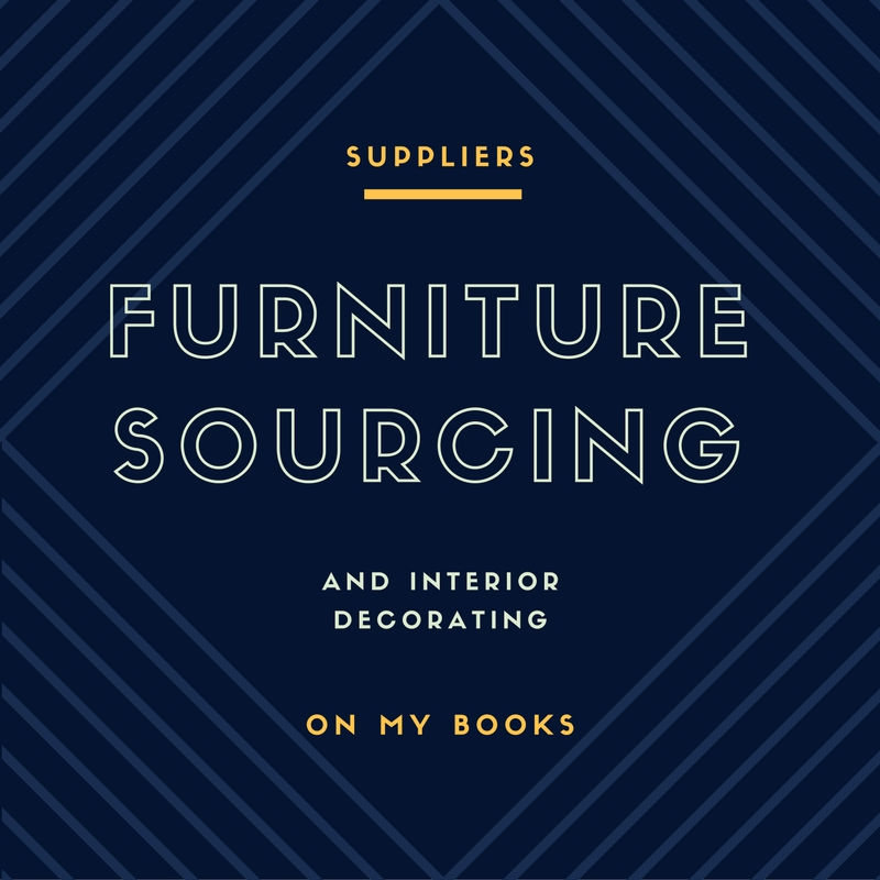 Furniture Sourcing – Can I Find The Furniture You Are DYING To Get But Can't Find?