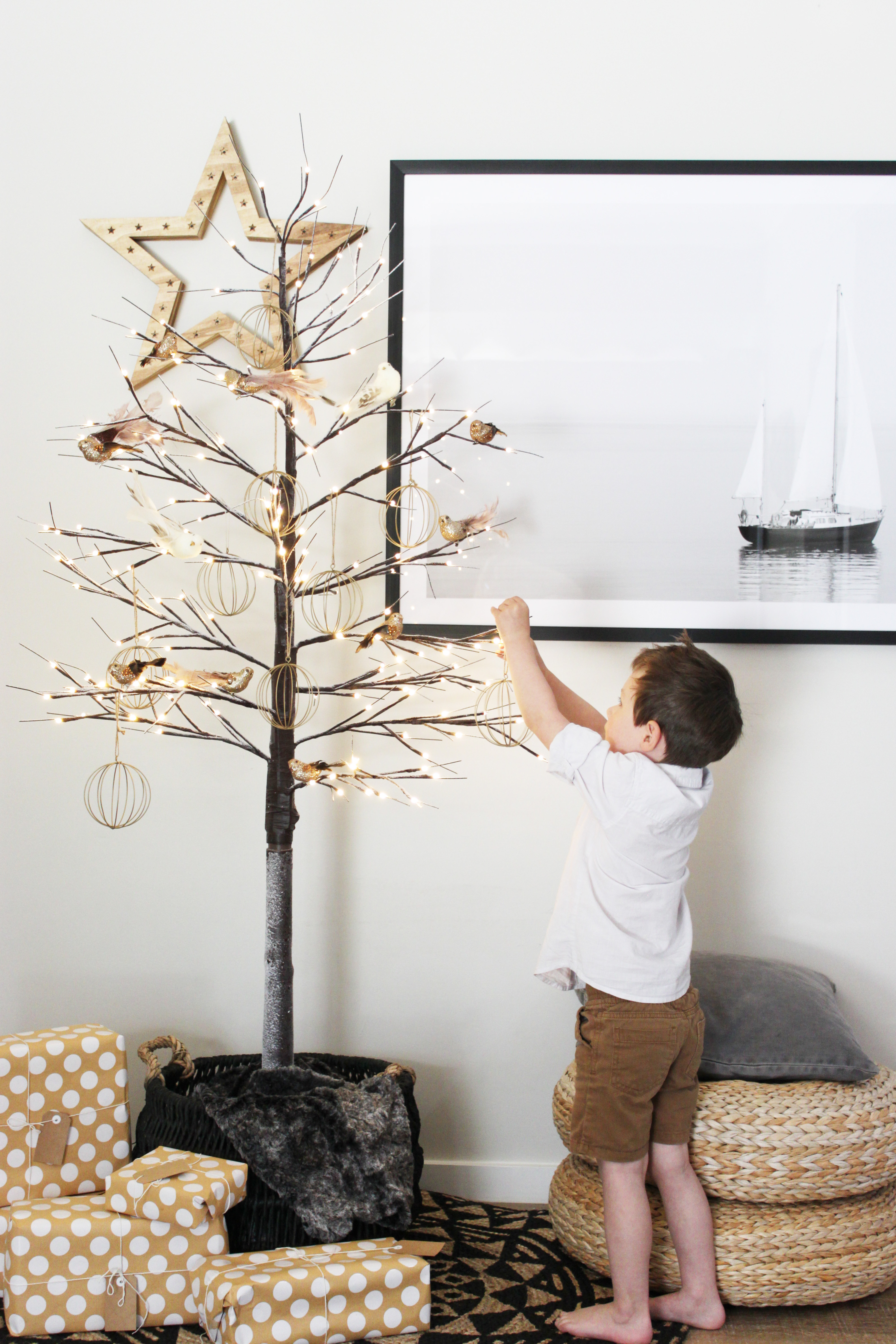 led christmas tree for toddlers