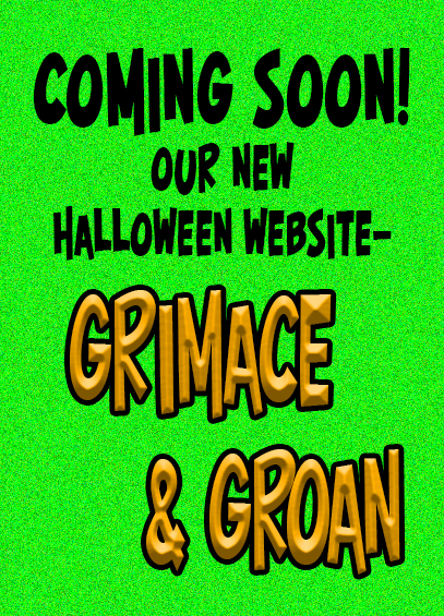 Grimace and Groan banner