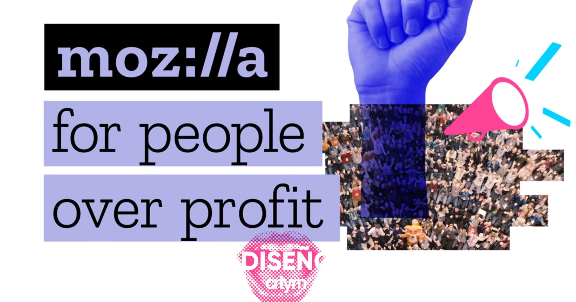 Mozilla y su nueva imagen de marca