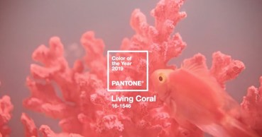 Living Coral: el color de PANTONE para 2019