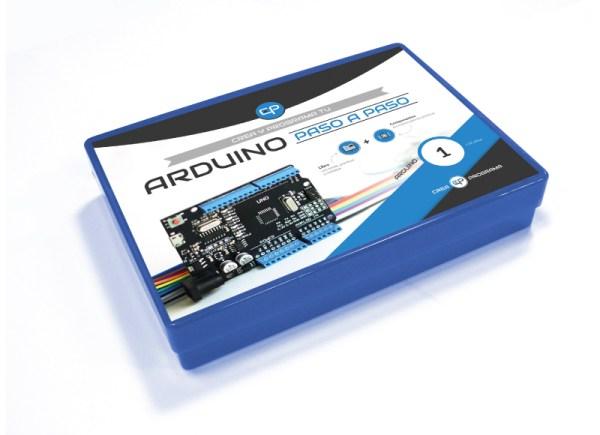 Set completo Arduino paso a paso
