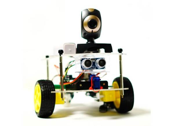 Robot Vigilante