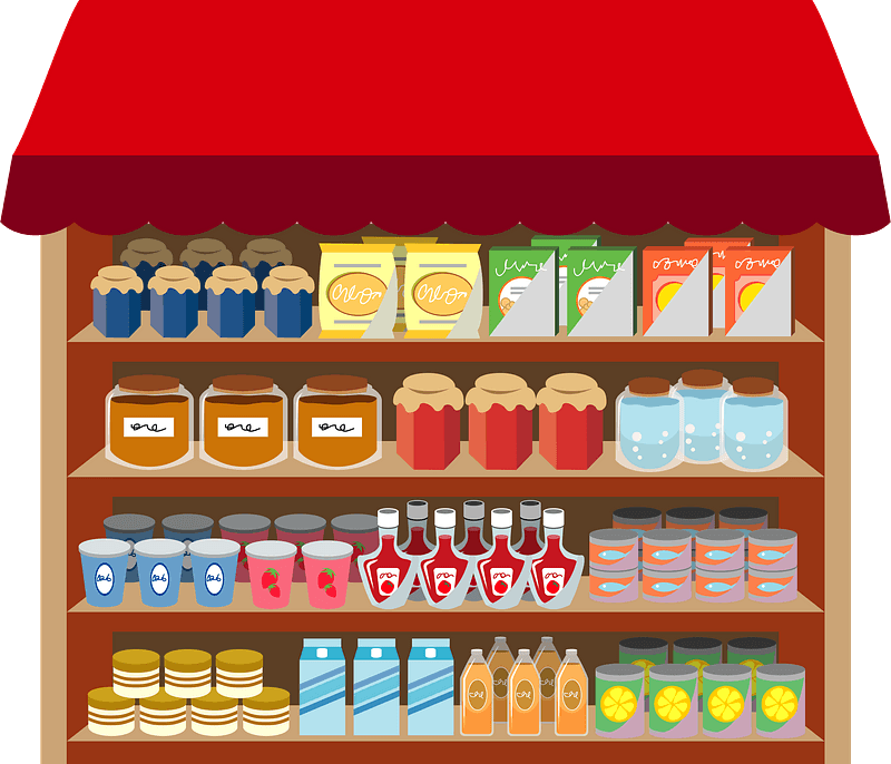 Grocery Store Clipart Free Download Transparent Png Creazilla