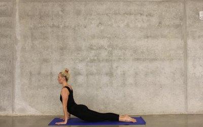 # 4 / Mon rituel matinal : activité physique