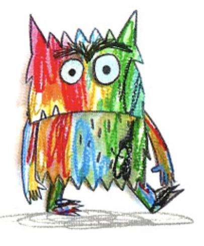 La couleur des émotions : livre et jeu pour les vacances