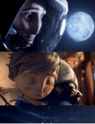Film d'animation #26-S'envoler sur la lune par amitié !