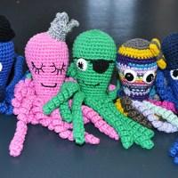 Octopus-therapy. I bimbi prematuri si curano con i polpetti all'uncinetto.