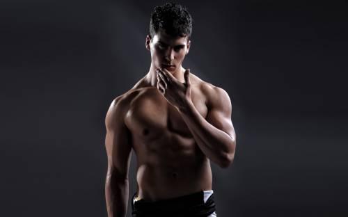 Парень с мускулатурой - Мужчины - Картинки - Фото, обои ...