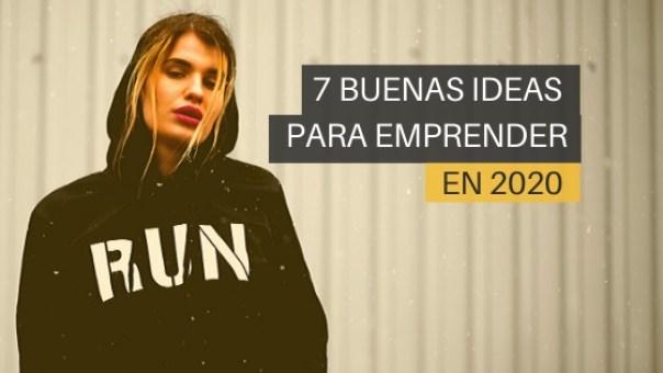 Ideas para emprender en 2020
