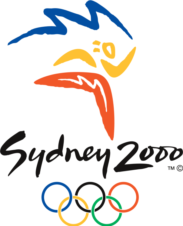 Cartel de los Juegos Olímpicos de Sídney, 2000