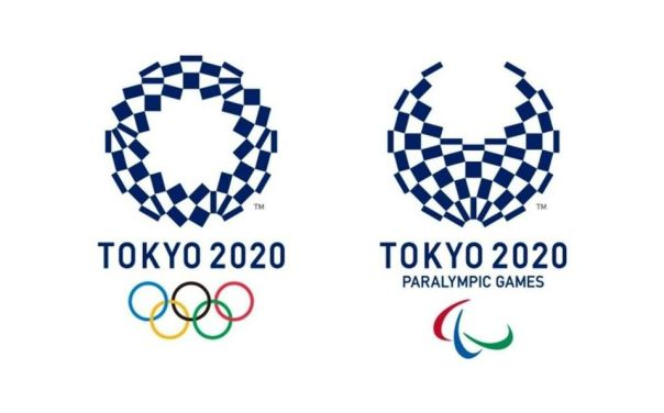 Cartel de los Juegos Olímpicos de Tokio 2020