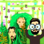 escapa de la jungla