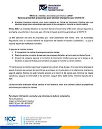 Adicional a medidas anunciadas por el Banco Central Bancos presentan propuestas para atender emergencia por COVID-19