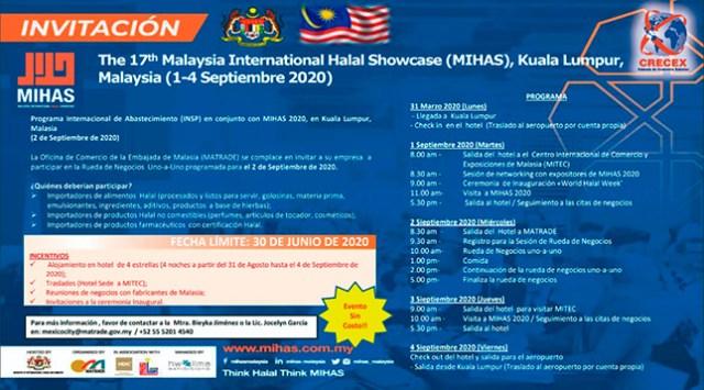 MIHAS - MALAYSIA INTERNACIONAL
