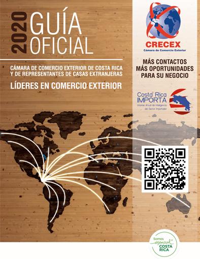 Guía Oficial 2020 - CRECEX  Más contactos, más oportunidades para su negocios