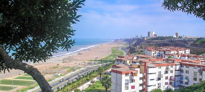 Lima, la bella capital peruana