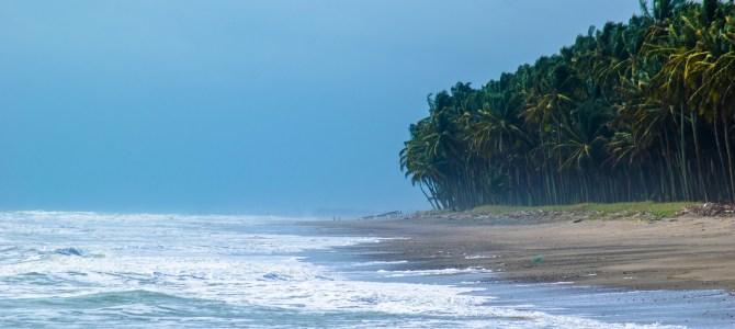 Costa de Ecuador. Parte 2