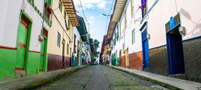 Salamina y Aguadas, dos hermosos pueblos de Caldas, Colombia!!!