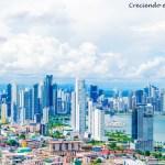 Panamá City, la ciudad de los rascacielos!!!