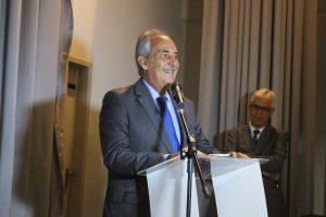 O presidente Sérgio Sobral deu boas notícias às corretoras