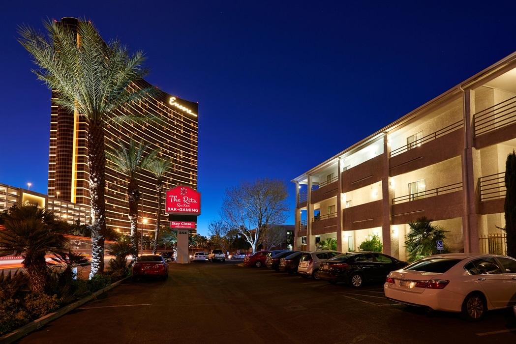 CBRE Hotels To Auction The Rita Suites Las Vegas | Las Vegas