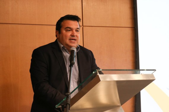 Seminário de Sustenta Habilidades - Adriano Avanço - Diretor Administrativo