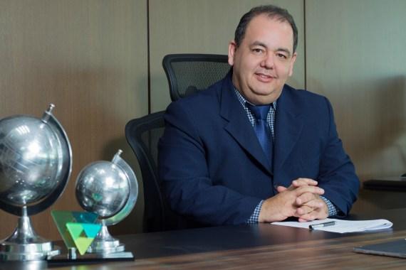 Henrique Castilhano Vilares – Presidente do Sicoob